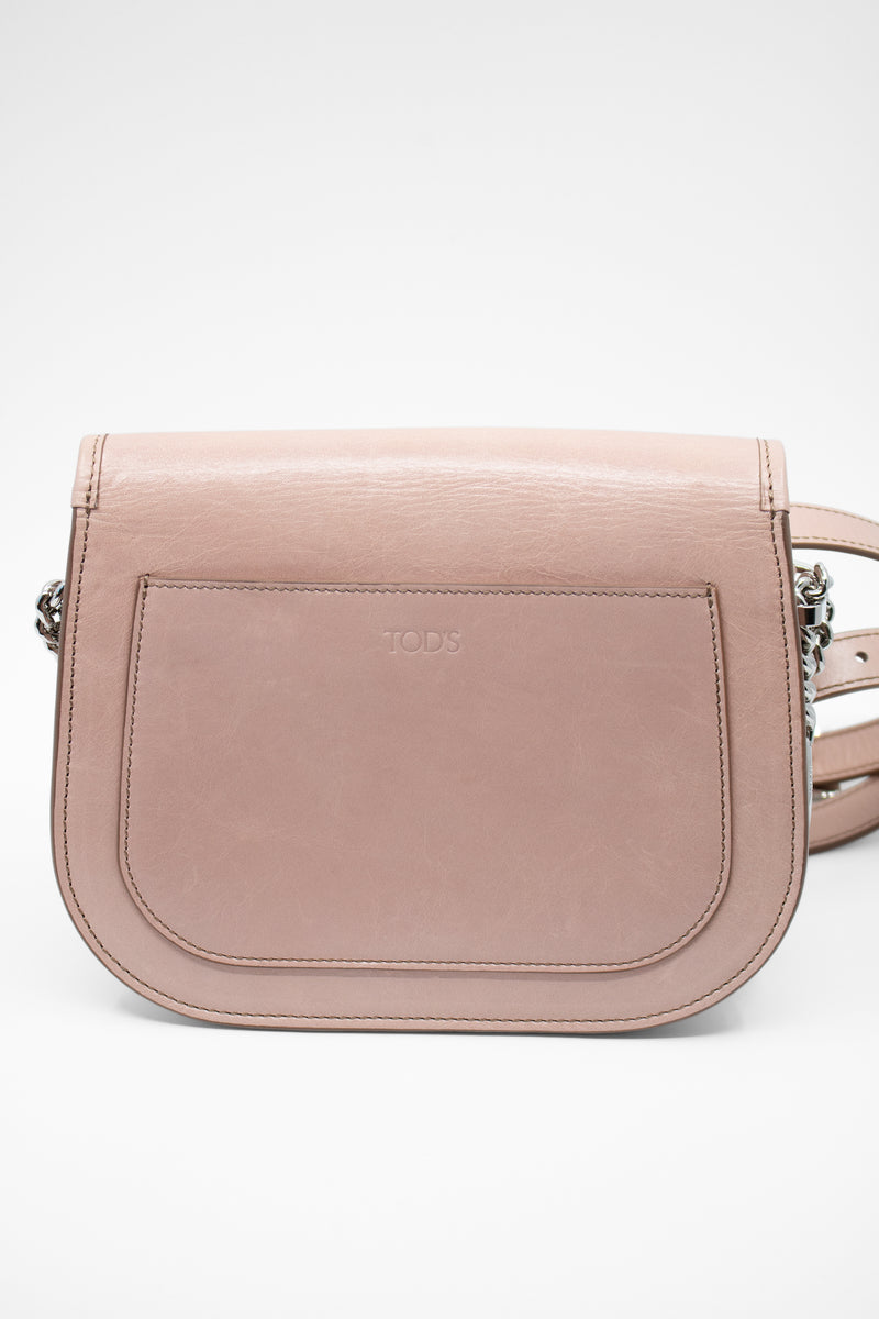 Tods Pink 'Micro' Cross Body (Est. retail $1,725)