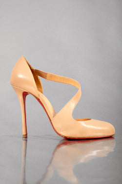 Christian Louboutin Catchy One 100 Pumps (Est. Retail $895)