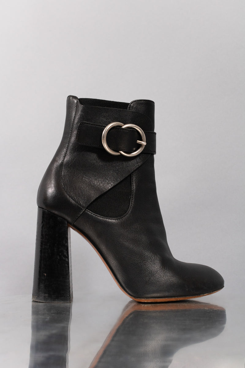 Chloé Bootie with Buckle