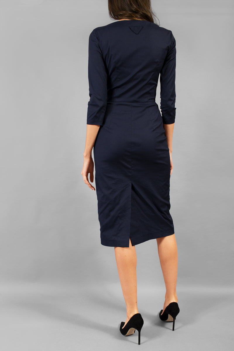 Prada Cotton Sheath Dress