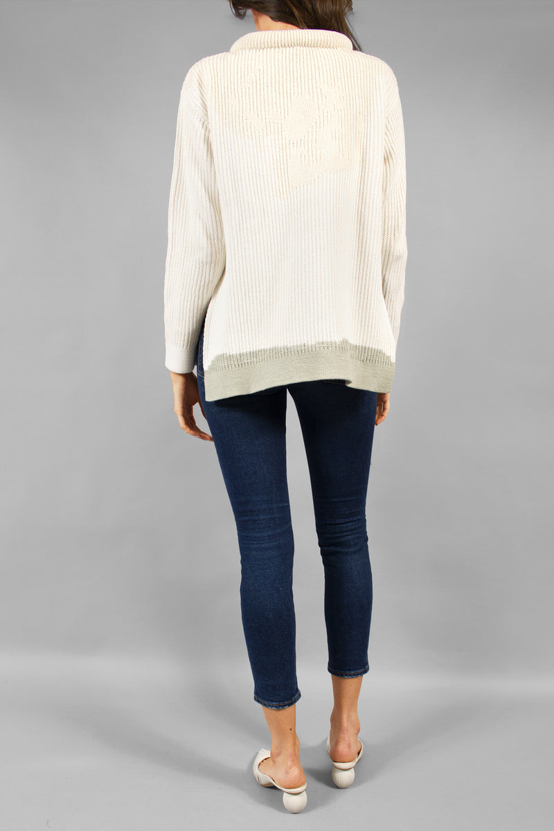 3.1 Phillip Lim Cream Knit Sweater