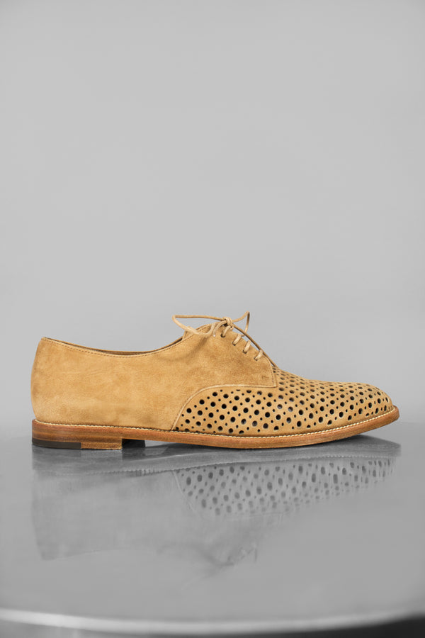 Manolo Blahnik 'Aferi' Perforated Oxford
