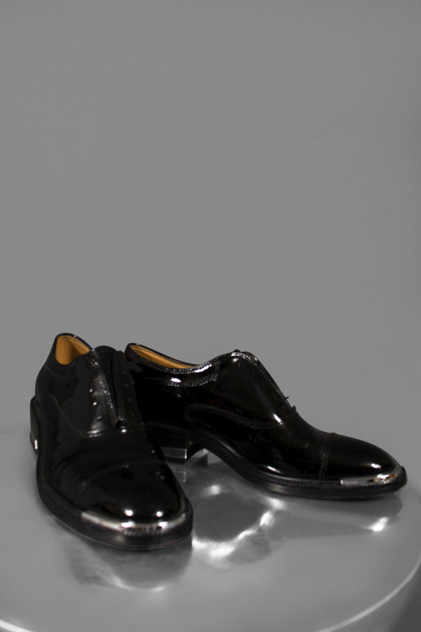 Barbara Bui Patent Oxfords