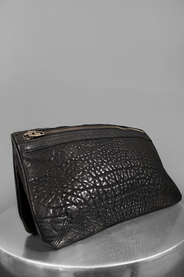 Alexander Wang Black Leather Clutch