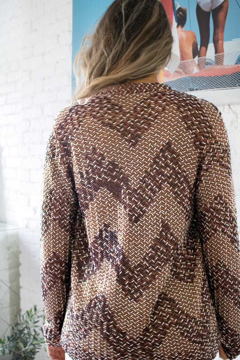 Chloé Beaded Jacket