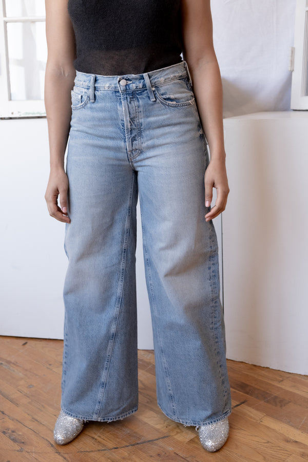 MOTHER Denim 'The Enchanter' Wide Leg Jeans | New with tags (Est. retail $285)