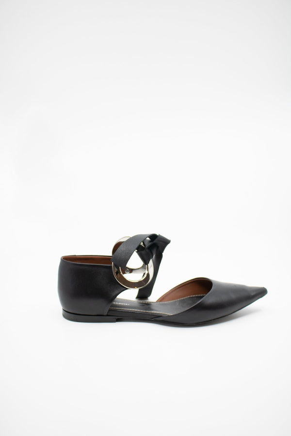 Proenza Schouler Leather Flats