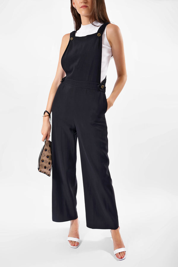 Chloé Braided Overalls