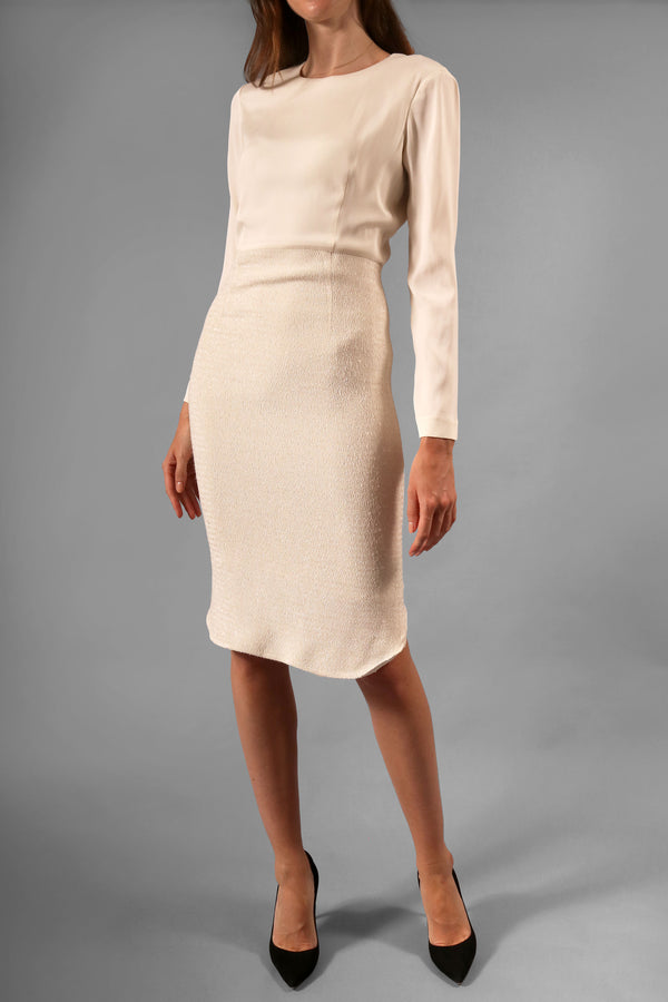 Theyskens Theory Silk Dress