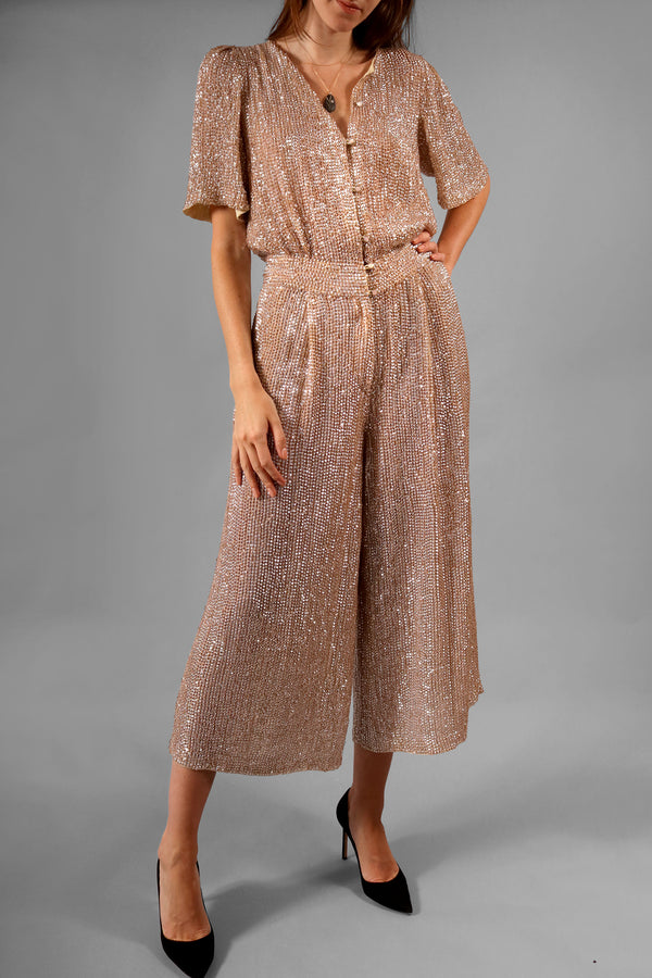 Temperley London Olina Jumpsuit (Est. Retail: $2,115)