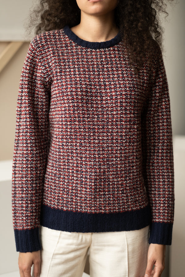Gant Boucle Knit Sweater