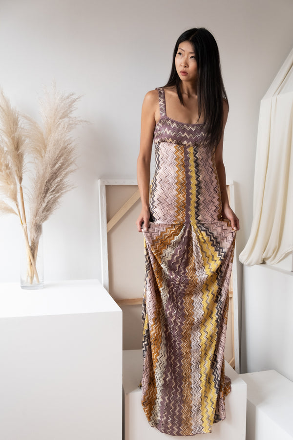 Missoni Crochet Maxi Dress | New with tags