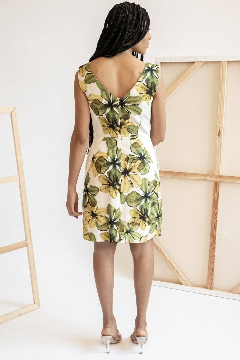 Jason Wu Floral Mini Dress | new with tags