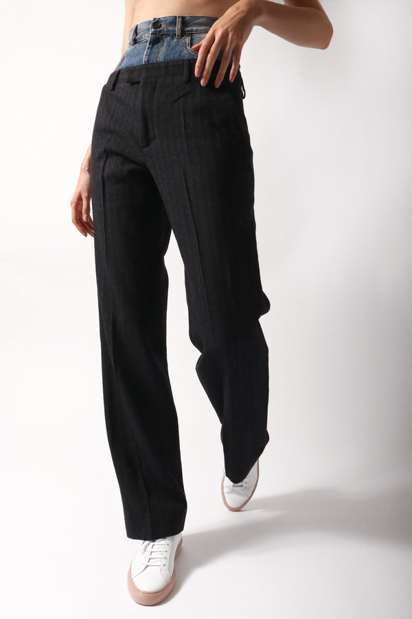 Maison Margiela Fused Jean Trouser (Est. Retail: $990)