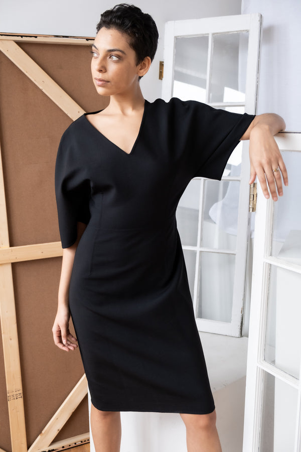 Carolina Herrera Wool Dress (Est. retail $1,990)