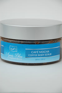 Cafe Mocha Coffee Body Scrub (8oz.)