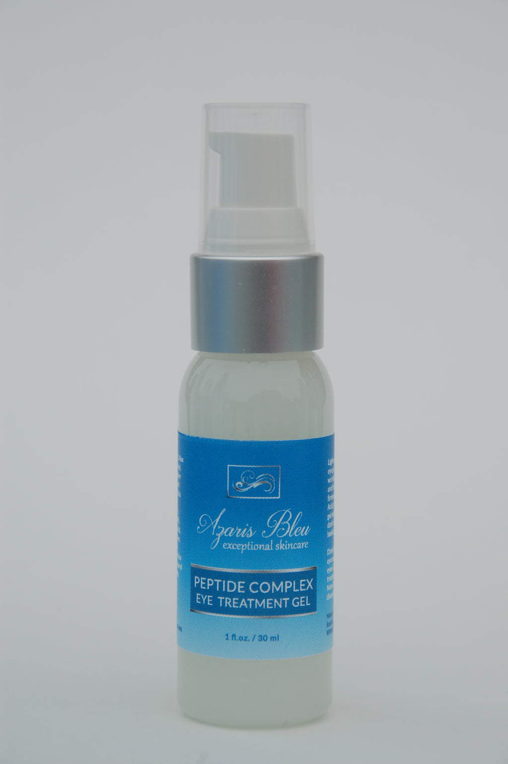 Peptide Complex Eye Treatment Gel (1oz.)