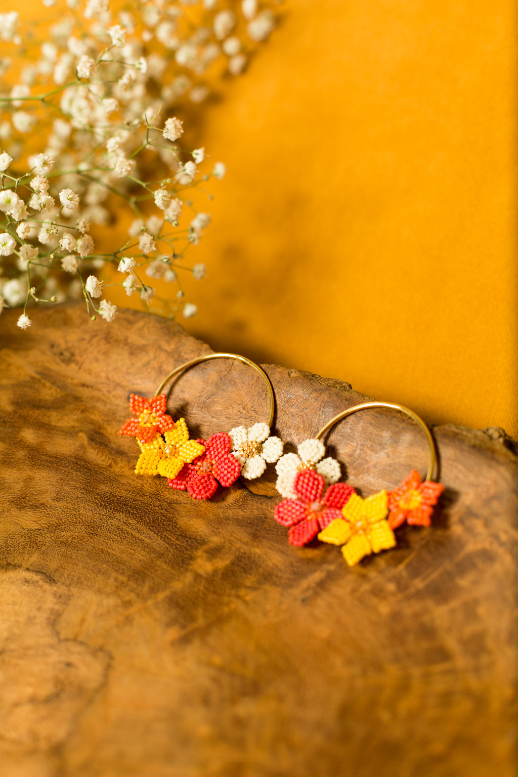 Flower Earring | MISHKY