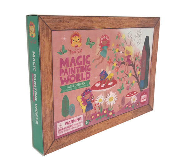 Magic Painting World - Fairy Garden - Art and craft - [Little_Sotty]