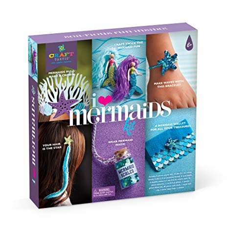 Ann Williams - Craft-tastic I Love Mermaids Kit - Art and craft - [Little_Sotty]