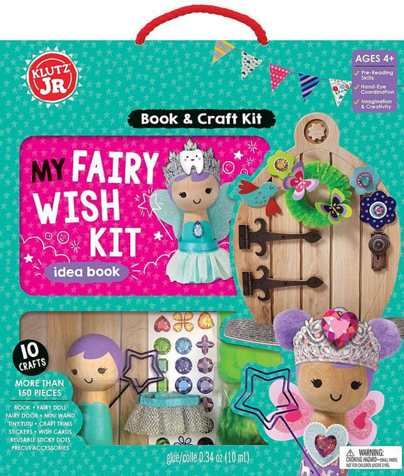 My fairy wish kit - Art and craft - [Little_Sotty]