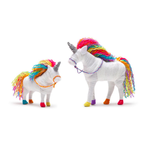 Ann Williams - Craft-tastic Yarn Wrapped Unicorn - Art and craft - [Little_Sotty]