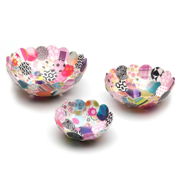 Ann Williams - Craft-tastic Paper Bowl Kit - Art and craft - [Little_Sotty]