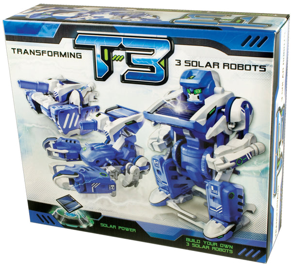 CIC - T3 - Transforming Robot - Technology - [Little_Sotty]
