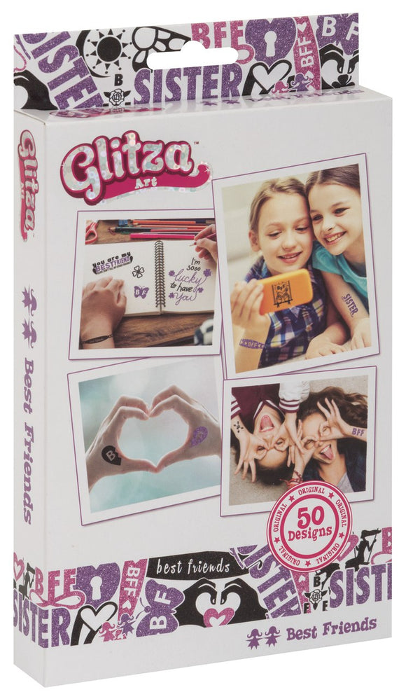 Glitza - Best Friends - 50 Designs - Art and craft - [Little_Sotty]