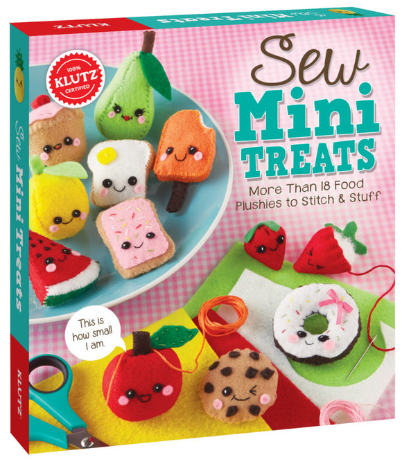 Sew Mini Treats - Art and craft - [Little_Sotty]