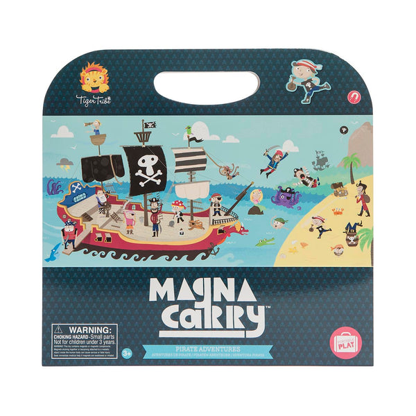 Magna Carry - Pirate Adventure - Art and craft - [Little_Sotty]
