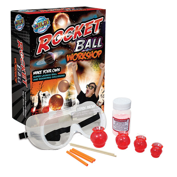 Rocket Ball workshop - Science - [Little_Sotty]