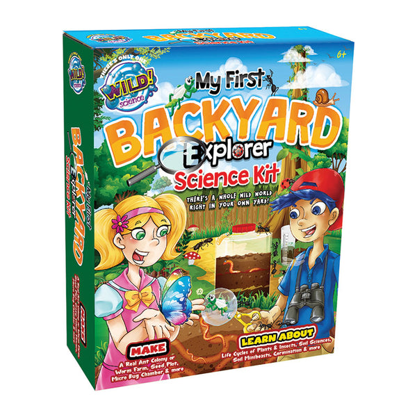 My First Backyard Explorer Science Kit - Science - [Little_Sotty]