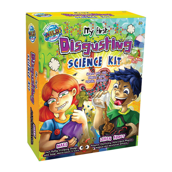 My First Disgusting Science Kit - Science - [Little_Sotty]