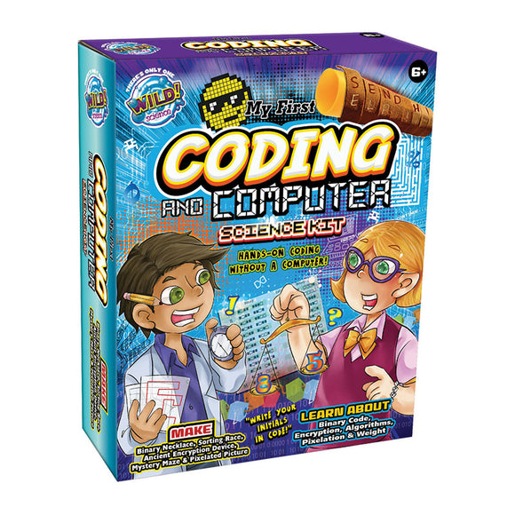 My First Coding and Computer Science Kit - Science - [Little_Sotty]