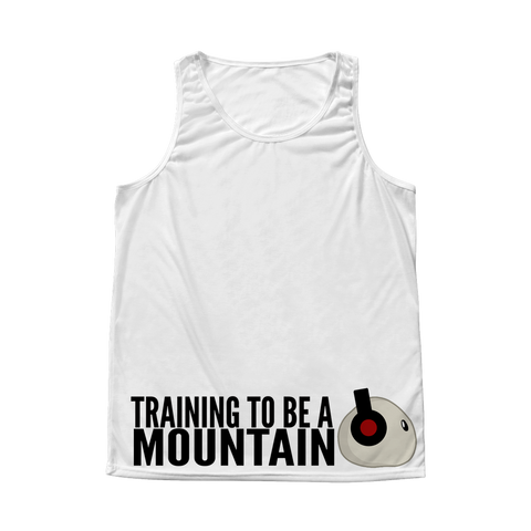 Training To Be A Mountain - All-Over Tank
