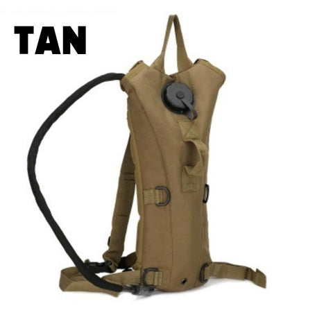 Hydration Backpack - 3 Liter Water Pouch