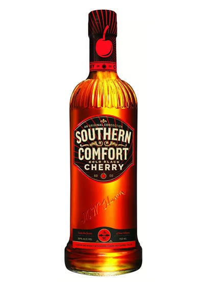 Southern Comfort Bold Black Cherry 70cl Koolwines
