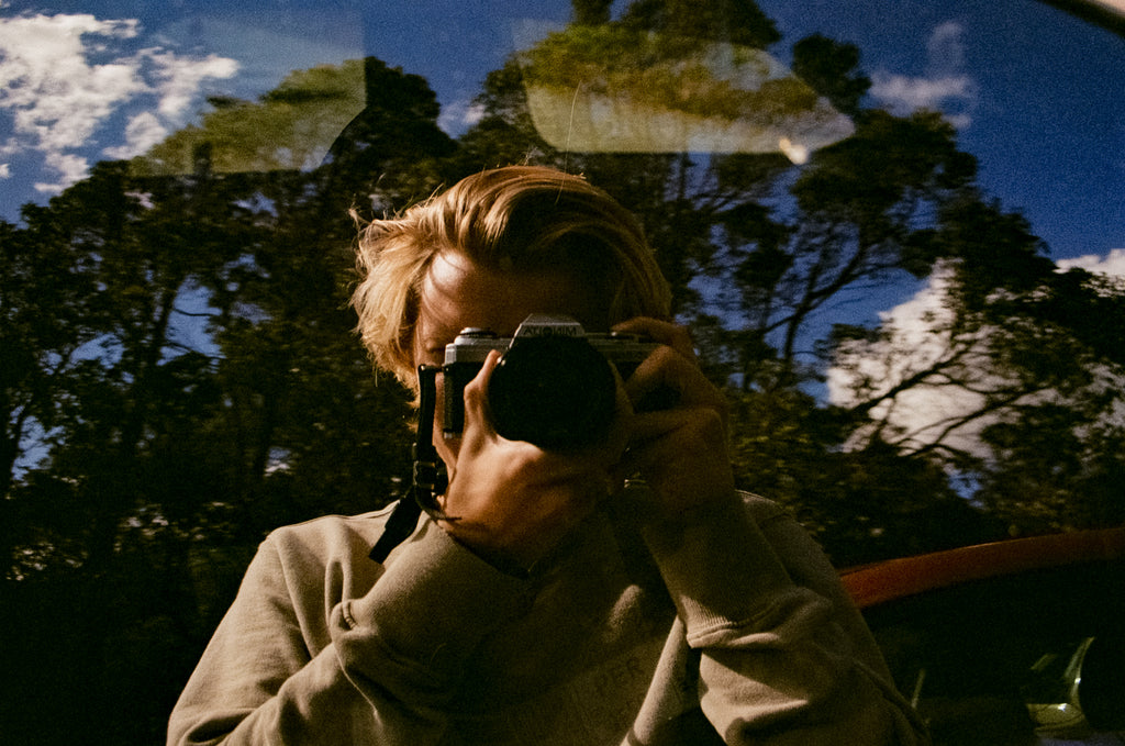 First Roll With: Minolta X-300 by Lachlan Jones