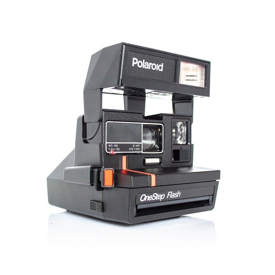 POLAROID One Step Flash Close-up Instant Film Camera