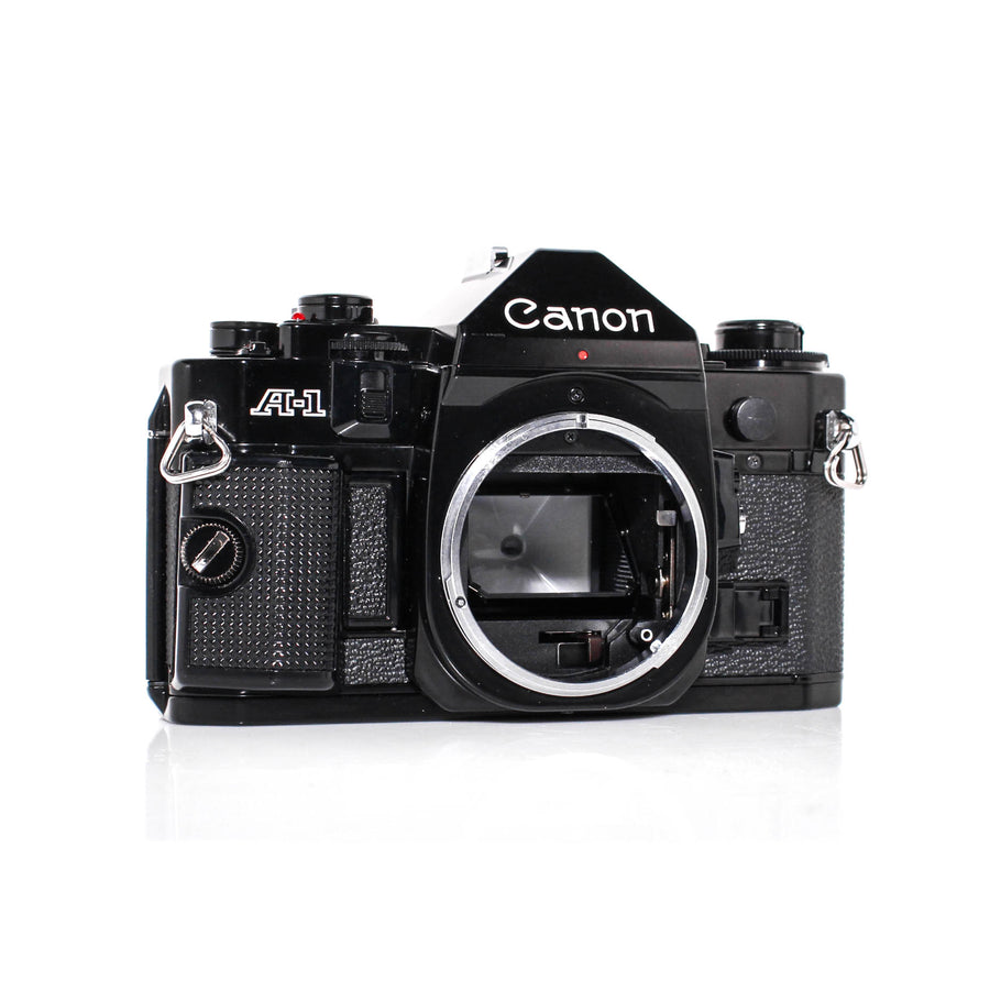 CANON A-1 35mm SLR W/ Canon Zoom Lens FD 35-70mm
