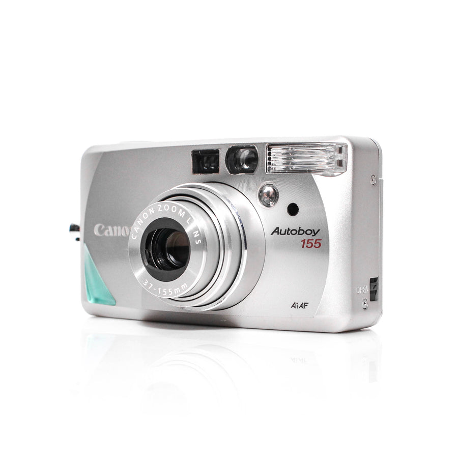 CANON Autoboy/Sure Shot 155 Point and Shoot Film Camera