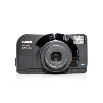 CANON Sure Shot Zoom Max Point and Shoot Film Camera