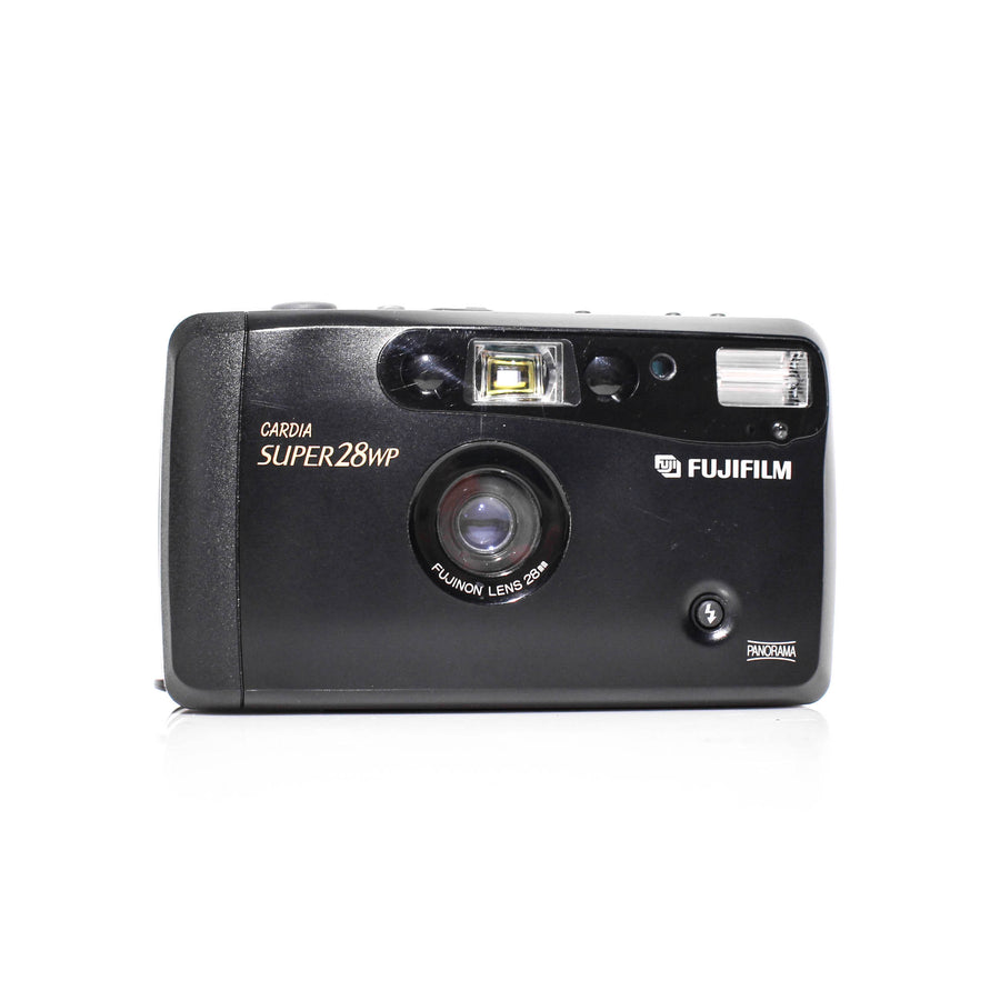 FUJI Cardia Super 28 WP Point and Shoot Film Camera