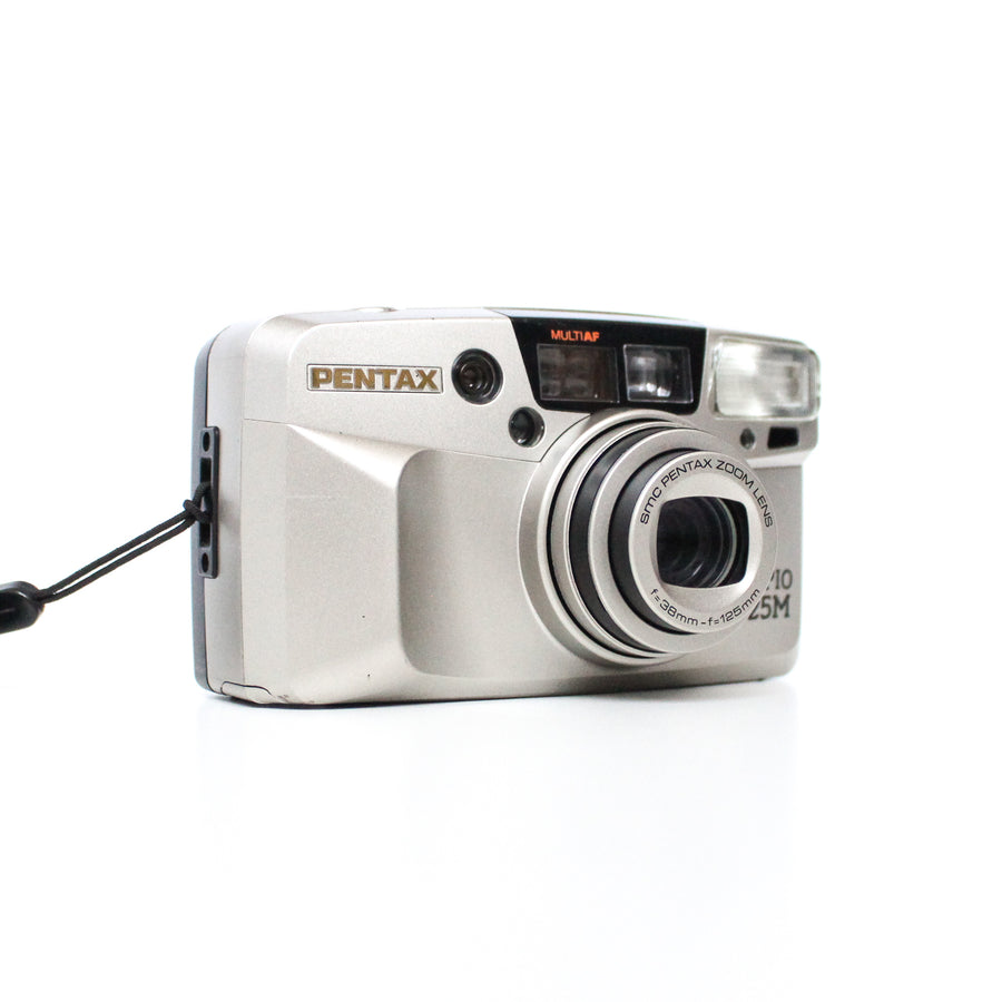PENTAX Espio 125M 38-125mm Point and Shoot 35mm Film Camera