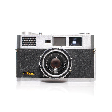 OLYMPUS ACE-E Rangefinder Film Camera