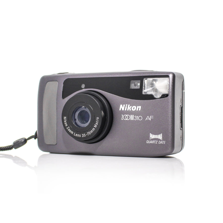 NIKON Lite Touch Zoom 310AF 35-70mm Macro Point and Shoot Film Camera