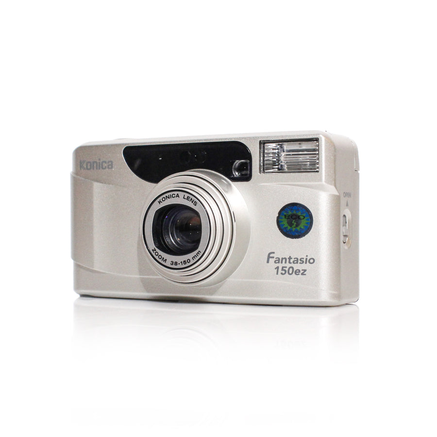 KONICA Fantasio 150ez Point and Shoot Film Camera