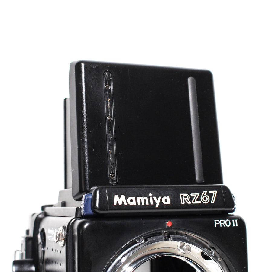 MAMIYA RZ67 Pro II Medium Format Film Camera [Body Only]
