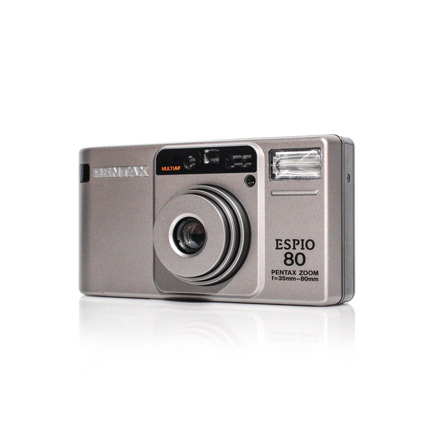 PENTAX ESPIO 80/IQ Zoom 835 35mm Point and Shoot Film Camera
